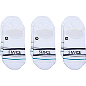 Stance Men's Basic No Show Socks - 3 Pack
