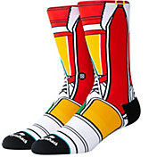 Stance Men's Caddy Bag Crew Golf Socks