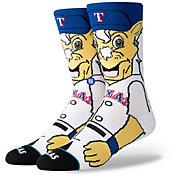 Stance Texas Rangers Mascot Crew Socks