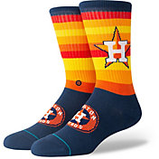 Stance Houston Astros Home Jersey Crew Socks