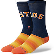 Stance Houston Astros Alternate Jersey Crew Socks