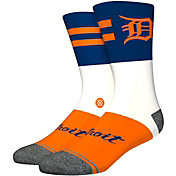 Stance Detroit Tigers Home Jersey Crew Socks