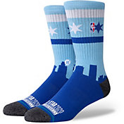 Stance 2020 NBA All-Star Game Blue Skyline Socks