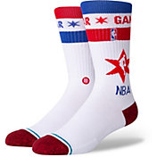 Stance Men's 2020 NBA All-Star Game Red Socks