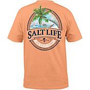 Salt Life Men's Hammock Time Pocket T-Shirt