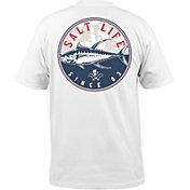 Salt Life Men's Tuna Mission Short Sleeve Graphic T-Shirt
