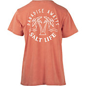 Salt Life Women's Paradise Awaits T-Shirt
