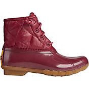 Sperry Women's Saltwater Quilted Nylon Duck Boots