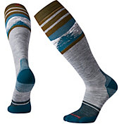 Smartwool PhD Snow Elite Pattern Over the Calf Socks