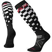 Smartwool PhD Snow VANS Checker Light Elite Socks
