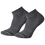 Smartwool Men's Athletic Light Elite Mini Socks - 2 Pack