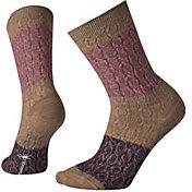 Smartwool Women's Color Block Cable Crew Socks