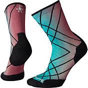 Smartwool Women's PhD Light Elite Print Crew Socks