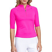 Tail Women's Ari Mid Sleeve Golf Polo