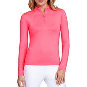 Tail Women's Amelia Long Sleeve Golf Polo