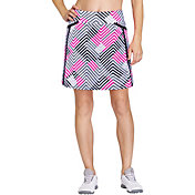 Tail Women's Pull On Curved Hem Golf Skort