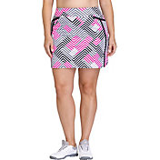 Tail Women's Pull On Curved Hem Golf Skort – Plus Size