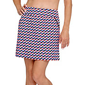 Tail Women's Printed Golf Skirt (Regular and Plus)