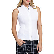 Tail Women's Flora Sleeveless Golf Polo