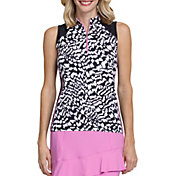 Tail Women's Karen Sleeveless Golf Polo
