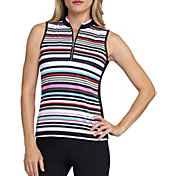 Tail Women's Jennie Sleeveless Golf Polo