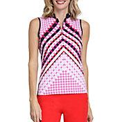 Tail Women's Gianna Sleeveless Golf Polo