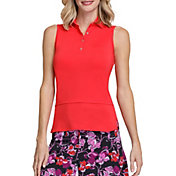 Tail Women's Augustine Sleeveless Golf Polo