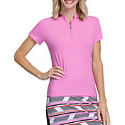 Tail Women's Isabelle Short Sleeve Golf Polo