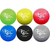 Total Control Sports TCB Weighted Plyo Ball Set - 6 Pack
