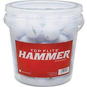 Top Flite Hammer X-Out Golf Balls – 48 Pack