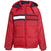 Tommy Hilfiger Boys' Flag Puffer Jacket