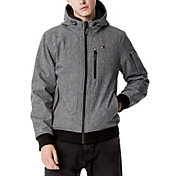 Tommy Hilfiger Men's Hooded Bomber Jacket