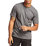 Timberland Men's Base Plate Blended Short Sleeve Pocket T-shirt