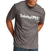 Timberland Men's Base Plate Logo Short Sleeve T-Shirt