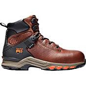 Timberland Men's Hypercharge 6'' Composite Toe Waterproof Work Boots