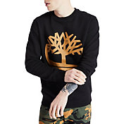 Timberland Men's Core Tree Logo Crew Sweatshirt