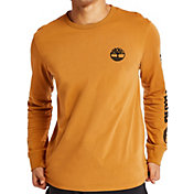 Timberland Men's Core Tree Logo Long Sleeve T-Shirt