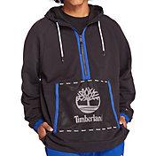 Timberland Men's Monogram Half-Zip Hoodie