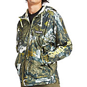 Timberland Men's Urban Camo Full-Zip Windbreaker
