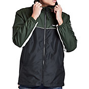 Timberland Men's Windbreaker Full-Zip Jacket