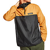Timberland Men's Windbreaker Quarter-Zip Pullover