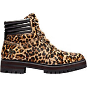 Timberland Women's London Square Lace-Up Winter Boots