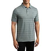 TravisMathew Men's Heater Polo Shirt