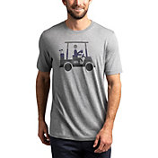 TravisMathew Men's Race You Golf T-Shirt