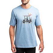 TravisMathew Men's Eureka T-Shirt