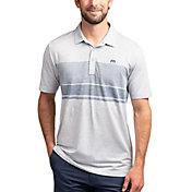 TravisMathew Men's Side Pipe Golf Polo