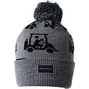 TravisMathew Men's Swingles Golf Beanie