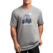 TravisMathew Men's The Patriot T-Shirt