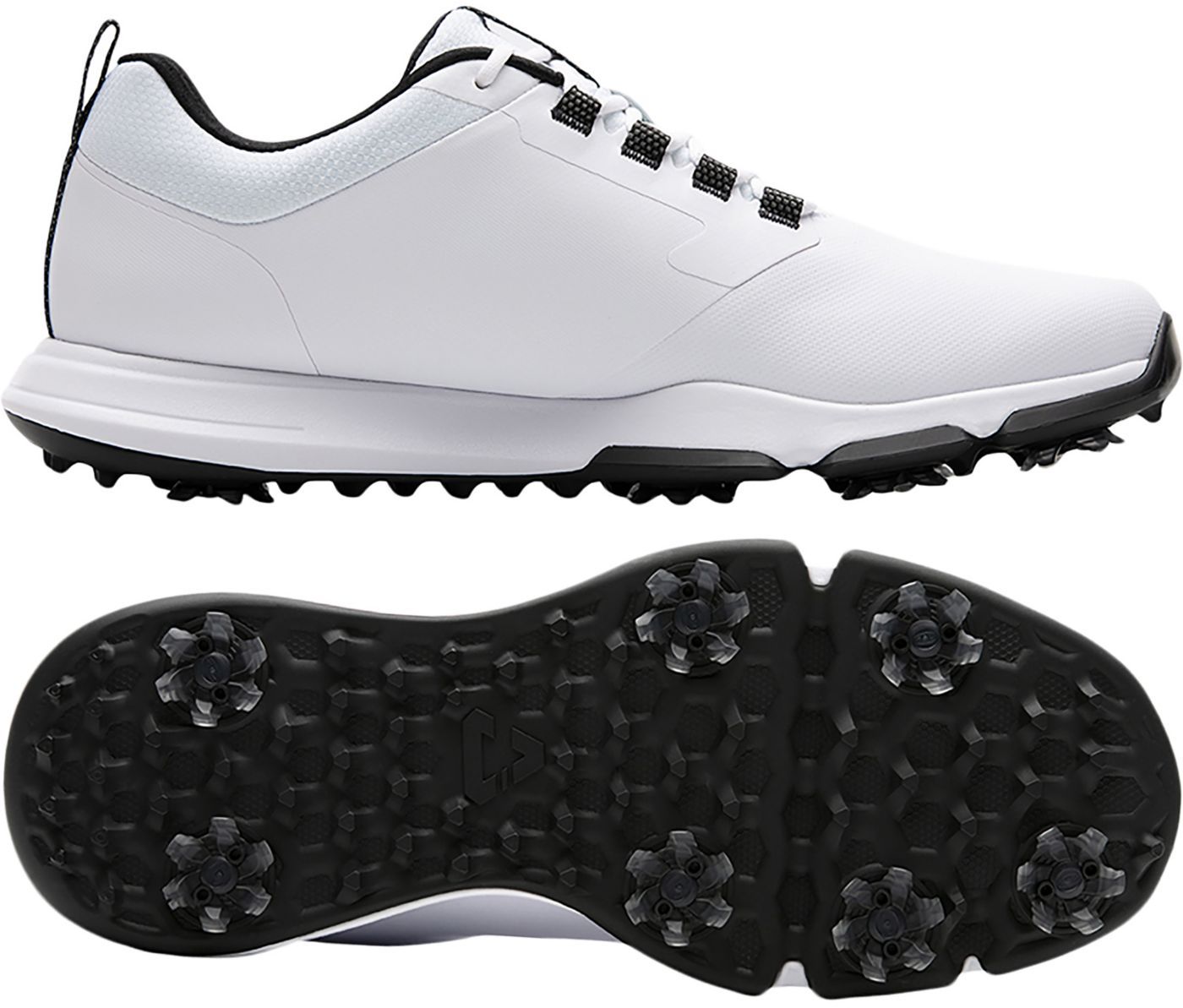 Cuater by TravisMathew Men's The Ringer Golf Shoes