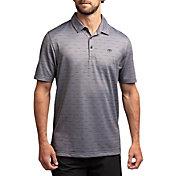 TravisMathew Men's Attached Golf Polo
